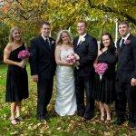 Olympia Fall Wedding