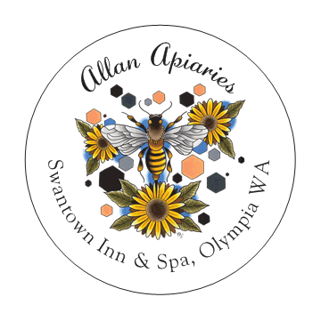Allan Apiaries – Our own local honey and bee products