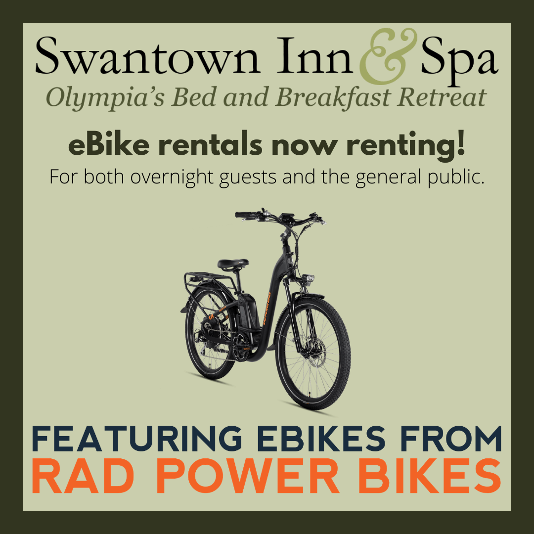 eBikes now renting