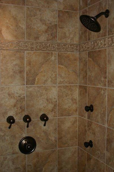 Day Spa Shower