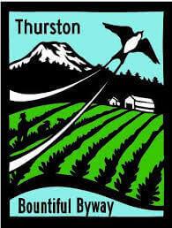 Thurston Bountiful Byway Logo