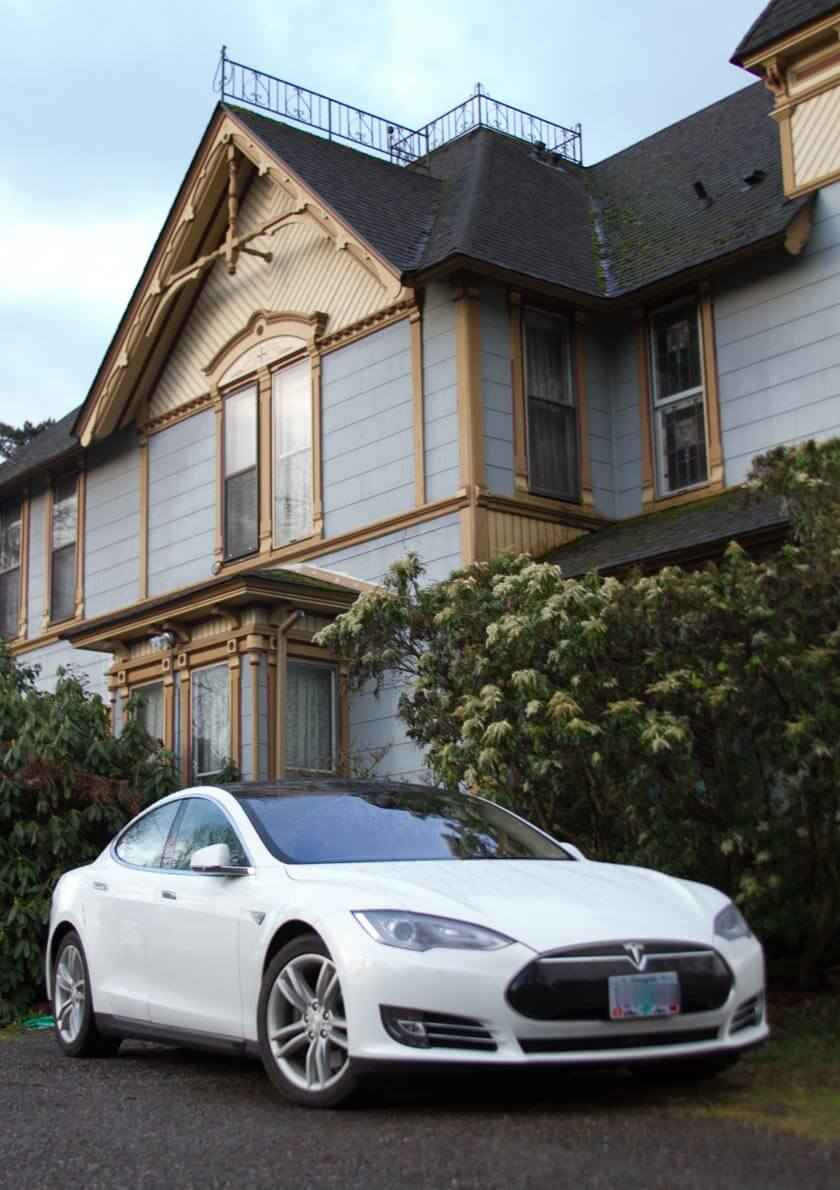 Charging Station – Tesla and Electric Cars